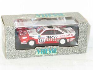 1/43 Opel Manta 400  Texaco Bastos   Paris Dakar Rally 1985  #160 G.Colsoul