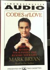 CODES OF LOVE by Mark Bryan ~ AUDIO SET 2 Cassettes ~ NEW FACTORY SEALED