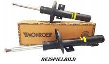 2x MONROE E3001 Stossdämpfer Stoßdämpfer Gas Gasdruck Vorne