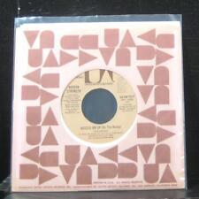 "Hidden Strength - Hustle On Up (Do The Bump) 7"" Mint- UAXW733Y Vinyl 45 1975"