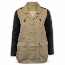 Abrigos y chaquetas de mujer de color principal beige talla M