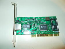 Tarjeta de Red PCI Realtek RTL8139C 10/100 Mbit , #k-11-12