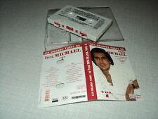 FRANK MICHAEL K7 AUDIO FRANCE LES GRANDS TUBES DE FM VOL 1