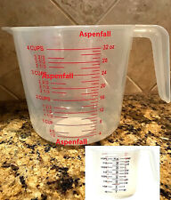 Best Buy! Kitchen Collection 4-Cup Plastic Measuring Cup