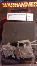 WARHAMMER FANTASY LIMITED EDITION DWARF JOSEF BUGMAN 2ND EDITION BUGMANS BAR MIB
