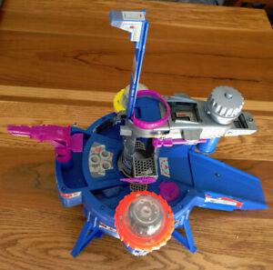 Galoob Micro Machines Zbots Space Vortexx HQ Battle Station Playset Vintage 1994