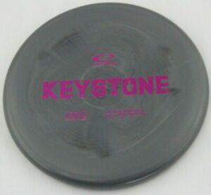NEW Zero Hard Keystone 175g Gray Putter Latitude 64 Golf Discs at Celestial