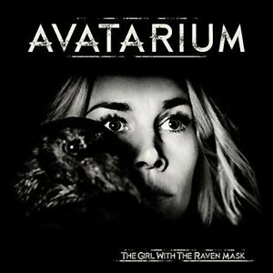 Avatarium - The Girl with the Raven Mask [CD]