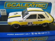 Ford Escort Classic Slot Cars