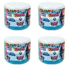 My Little Pony Fashems and Mini Pops 4 sealed Capsules