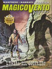 MAGICO VENTO DELUXE 18 - L'OMBRA DEL GUERRIERO-Panini Comics-NUOVO