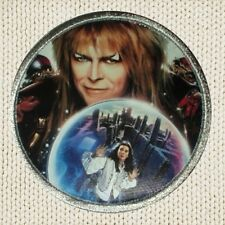 Labyrinth Poster Patch Picture Embroidered Border David Bowie Goblin King Jareth