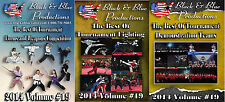 2014 Best of Series Vol. 19 3 DVD set Forms and Weapons, Fighting, Demo teams