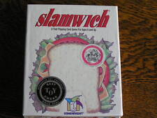 2003 Gamewright SLAMWICH Award-Winning Card Game for 2~6 Players Ages 6+