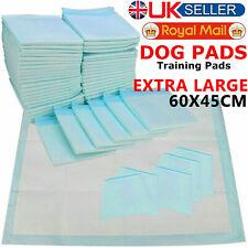 50 100 150 200 Almohadillas De Entrenamiento Cachorro Grande 60X45CM Inodoro Pee Wee Esteras para Mascota Perro Gato