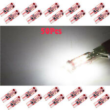 50x T10-4014-19SMD LED 12V W5W CANBUS Interior Lights License Plate Light