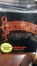 Quicksilver Messenger Service Anthology Box 1966-70 CD BOX 4 discs Out of Print