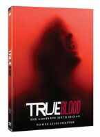True Blood - Stagione 06 (4 Dvd) HBO