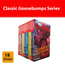 Goosebumps Classic Series Collection R. L. Stine 18 Books Set Childrens pack NEW