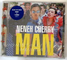 NENEH CHERRY - MAN - CD Sigillato