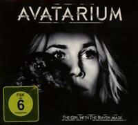 Avatarium - The Girl With The Raven Mask [CD + DVD Video]     -  CD NEU