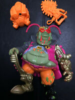 Toxic Crusaders Psycho - Vintage Figure W/ Accessories Troma