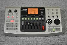 Zoom MRS-8 MultiTrak Digital Recording Studio 8Track Recorder Drum/BASS Machine