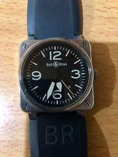 Bell & Ross BR03-92 42mm Stainless Steel Black Dial