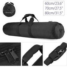 60cm 70cm 80cm  Padded Strap Camera Tripod Carry Bag Travel Case UK Seller