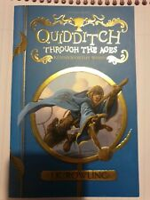 Quidditch Through the Ages by J.K. Rowling Like New Paperback Book
