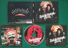CD TOKIO HOTEL Scream POP ROCK 2008 DIGIPAK no lp mc dvd vhs(ST2)