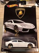 Hot Wheels Toy Car 🚗 - New White Lamborghini Estoque - BNIB