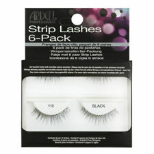 Ardell Black Strip Lashes Faux Eyelashes 2 Packages Nib