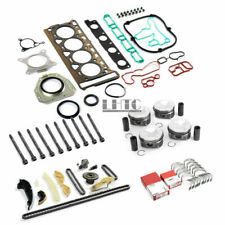Engine Overhaul Rebuilding Kit For VW Tiguan Audi A4 A5 2.0 TFSI Ø23mm Pistons