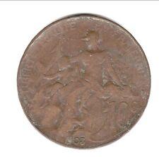 10 centimes dupuis 1903 a saisir ! petit prix