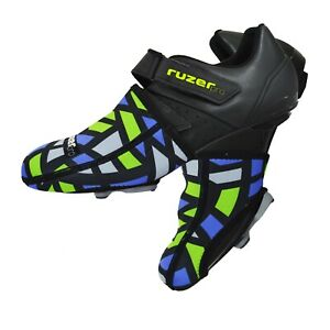 RUZER Neoprene thermal Cycling biking overshoes toe cover warmers windproof feet