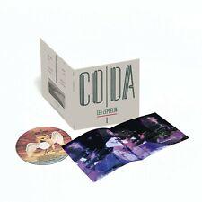 LED ZEPPELIN - CODA (REISSUE)  CD NEUF