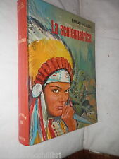 LA SCOTENNATRICE Emilio Salgari Bietti 1971 fantasia serie tre narrativa libro