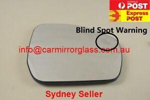 RH MIRROR GLASS FOR LAND ROVER RANGE ROVER SPORT 2013-2020 (BLIND SPOT,