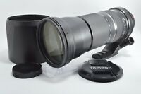 Excellent++ Tamron SP 150-600 mm F / 5-6.3 Di VC USD for Canon (Model A011) Lens