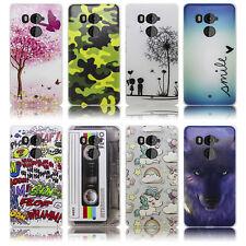 HTC U11+/U11 Plus Hülle Silikon Smartphone Handy-Hülle Schutz-Hülle Case Cover