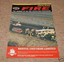Fire Magazine - Vol 79 No 980 February 1987