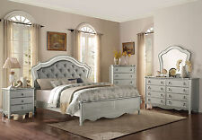 Silver Bedroom Sets eBay