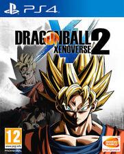 VIDEOGIOCO DRAGONBALL XENOVERSE 2 PS4 GIOCO PLAY STATION 4 ITALIANO PAL NUOVO