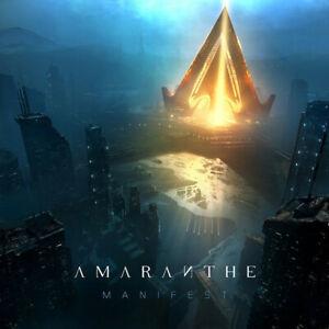 Amaranthe - Manifest - CD Album