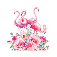1set Diamond embroidery flower flamingo diamond painting Cross Stitch home M&C