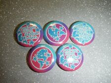 """Mermaid kisses Wishes 1"""" Craft Decoden Flat-back Button Embellishments Set"""
