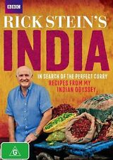 Rick Stein's India (DVD, 2014, 2-Disc Set) R4 New, ExRetail Stock (D162)
