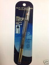 Max Factor High Definition Kohliner Eyeliner + Blender Tip ESPRESSO #104 NEW.