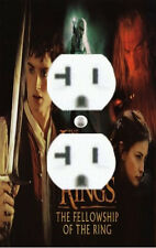 LORD OF THE RINGS THE FELLOWSHIP OF THE KING OUTLET COVER